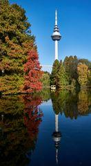 Herbstfarben & Spiegelung