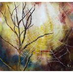 Herbstgewebe