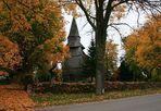 Herbstkirche....