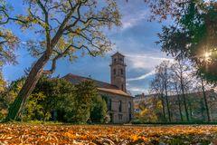 Herbst:Kirche