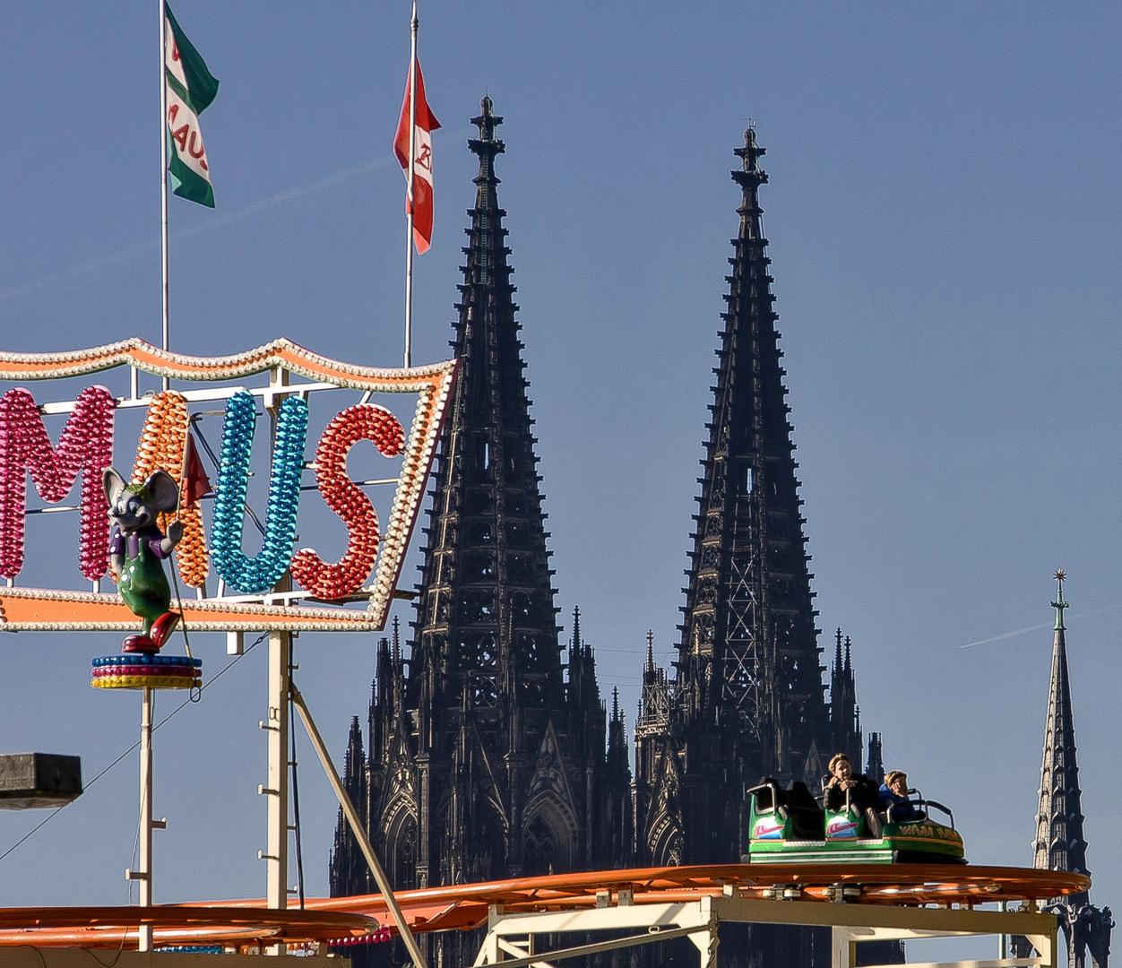 Herbstkirmes Köln