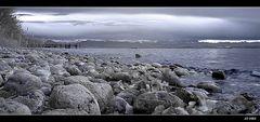 Herbstlandschaft am Bergsee [update]