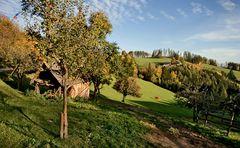 Herbstlandschaft am Plesch!