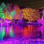 Herbstleuchten im Maxipark 2013