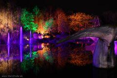 Herbstleuchten Maximilianpark Hamm