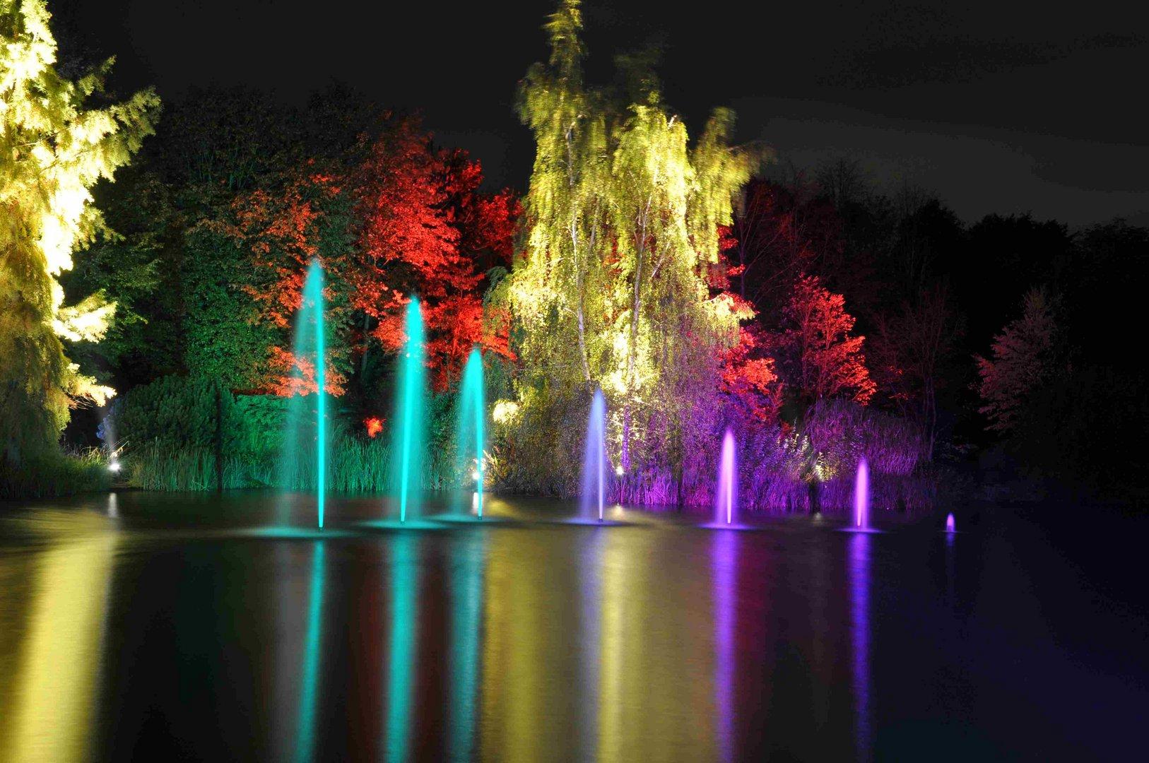 Herbstleuchten Maxipark Hamm 5