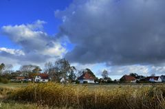 Herbstlich bei Asta Nielsen Haus