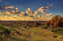 Herbstliche Aussicht