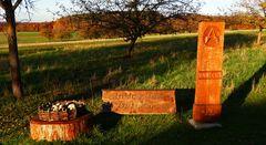 """"""" Herbstliche Landschaft """""""