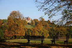 Herbstliche Sababurg..
