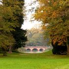 Herbstliche Stimmung in Schönbusch