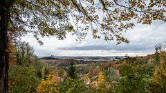 Herbstlicher Blick ins Münsterland