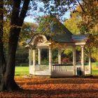 Herbstlicher Bürgerpark