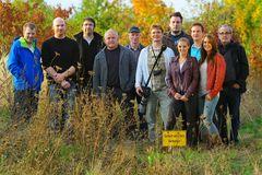 Herbstlicher Outdoor-Workshop Deidesheim