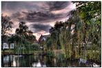 Herbstlicher Teich