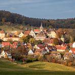 herbstliches Bebenhausen
