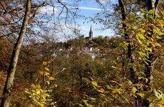 Herbstliches Frankenberg