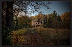 Herbstliches Nirgendwo...