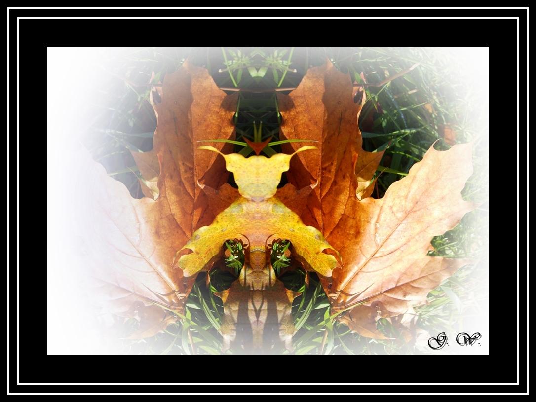 Herbstmännchen