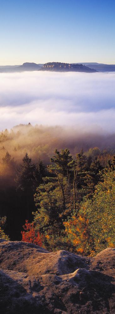 Herbstmorgen ...