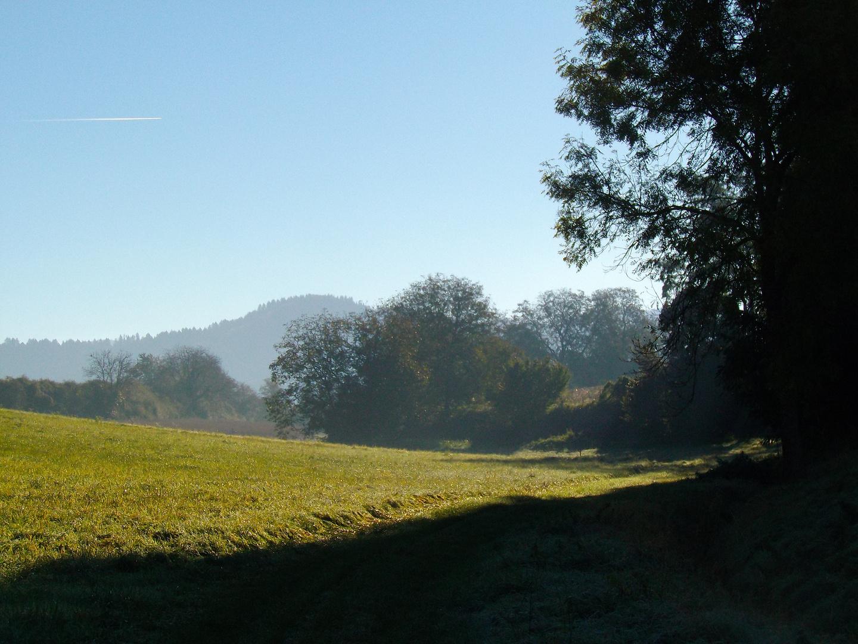 Herbstmorgen, die Vierte