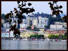 Herbstmorgen in Lugano....