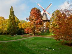 Herbstmühle