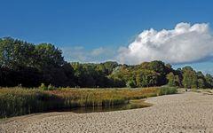 Herbstnachmittag am Falckensteiner Ufer