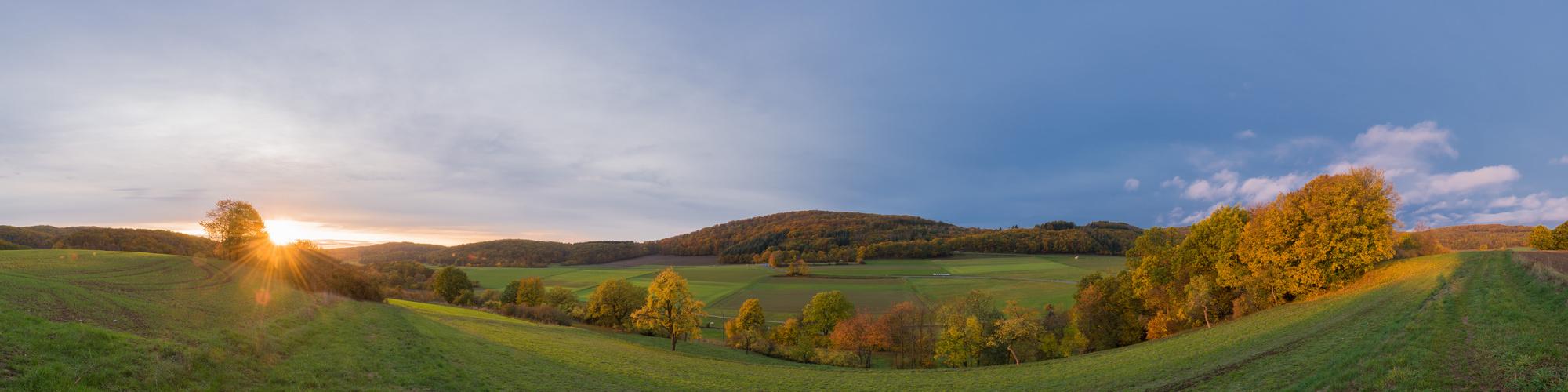 Herbstpano am Morgen FC