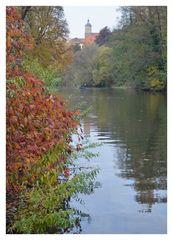 Herbstpartie am Kocher in Schwäbisch Hall