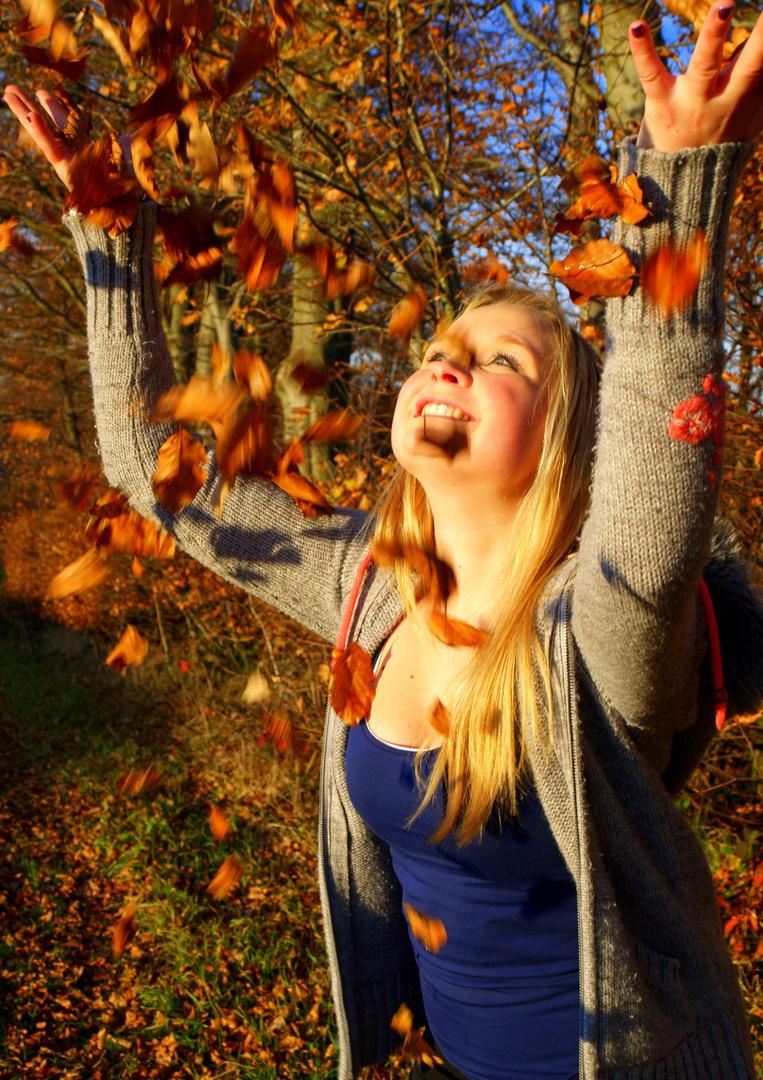 Herbstportrait :)