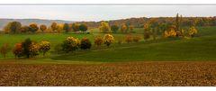 Herbstsachen [4] Bäume und Felder