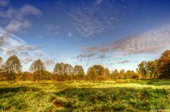 - Herbstsonne Schleswiger Land -