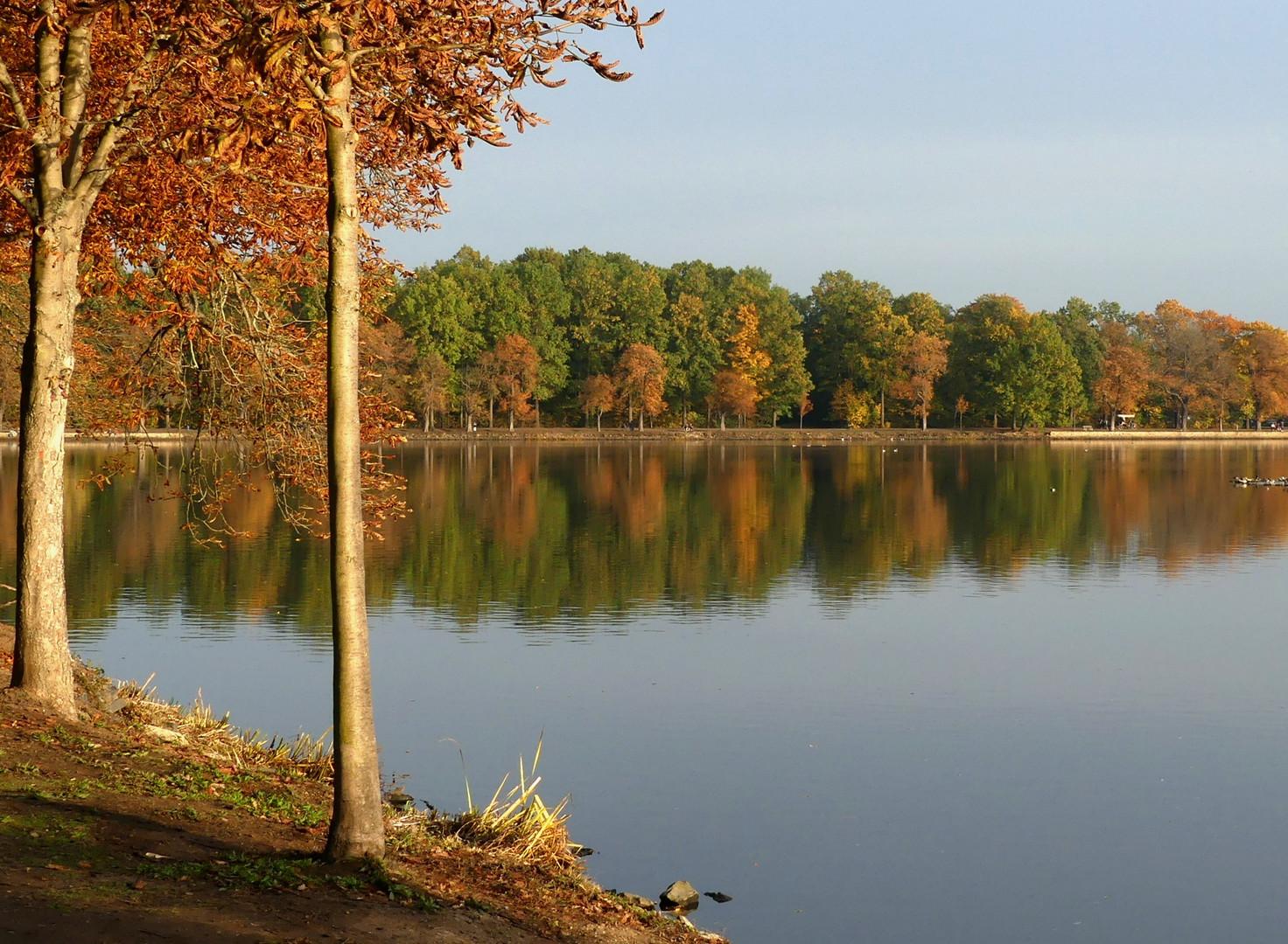 Herbstsonnenwetter