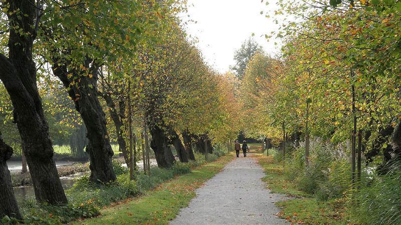 """Herbstspaziergang am """"Gemener Schloß"""""""