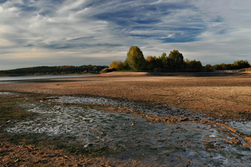 Herbstspaziergang am Rothsee