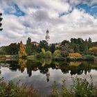 Herbstspiegel in Bad Homburg