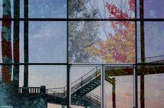 Herbst.Spiegelung