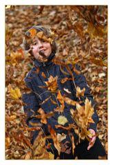 Herbstspielerei