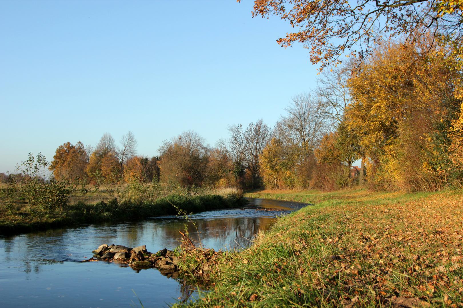 Herbststimmung ...