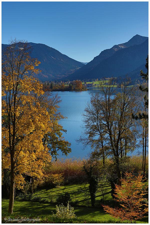 Herbststimmung am Schliersee