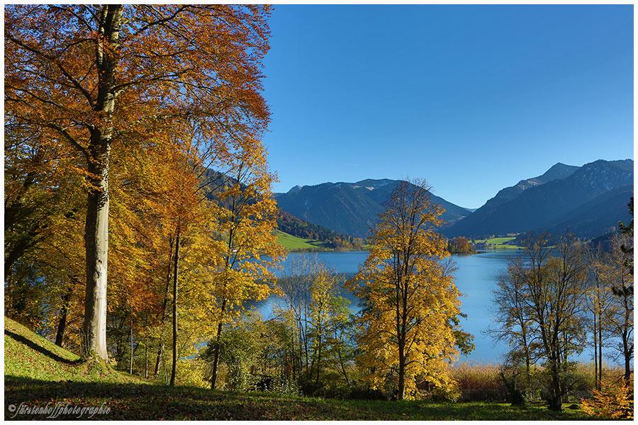 Herbststimmung am Schliersee II