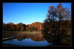 Herbststimmung auch im Taunus