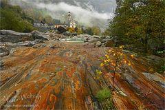 Herbststimmung bei Lavertezzo