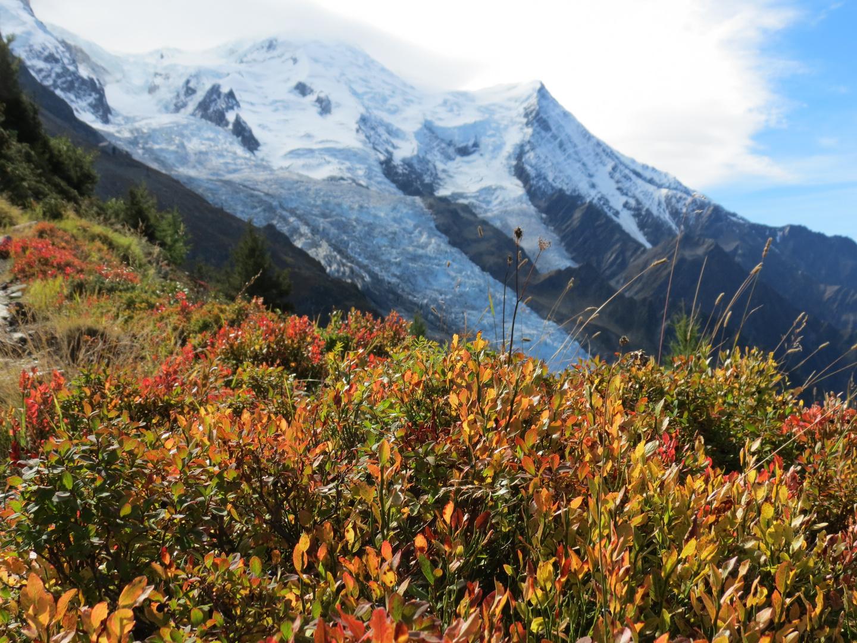 Herbststimmung in den französischen Alpen