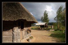 Herbststimmung in Haithabu