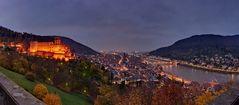Herbststimmung in Heidelberg
