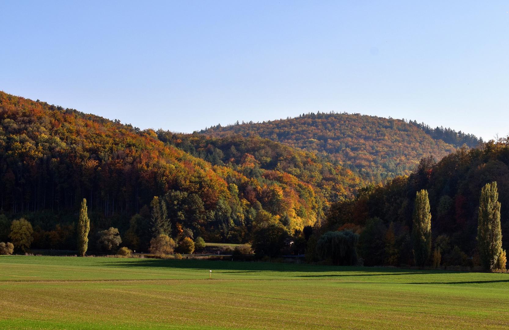 Herbststimmung in Sachsen