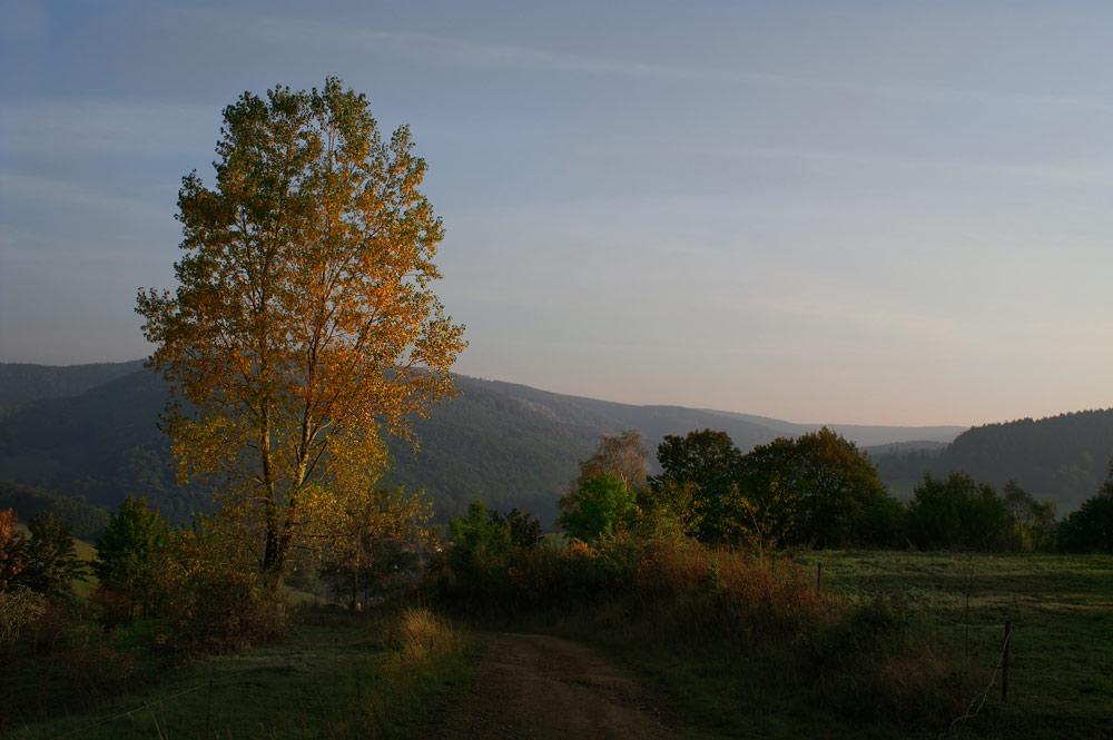 Herbststimmung in Thüringen