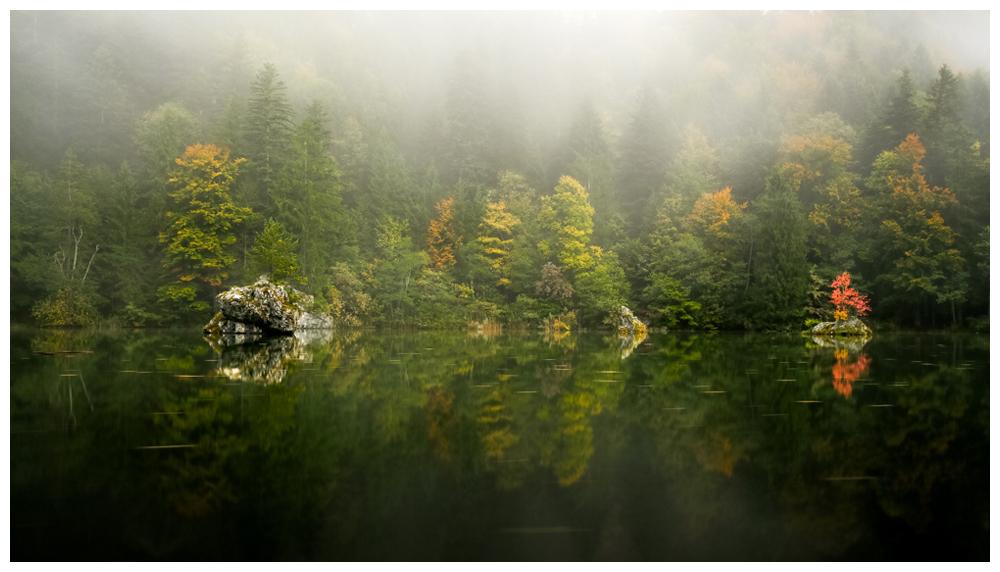 Herbststimmung in Tirol